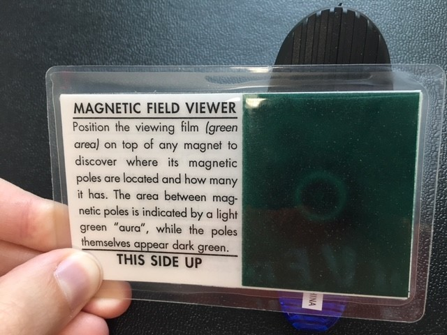 What's Behind a Magnet?